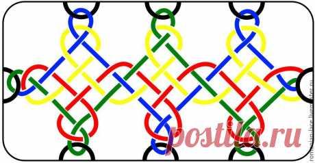 Осваиваем румынское кружево: учимся делать модифицированный русский шов и плетение на его основе – Ярмарка Мастеров