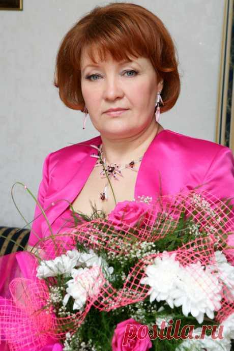 Наталья Шалимова