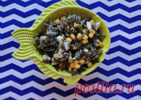 """(5) Салат """"Морской"""" - пошаговый рецепт с фото. Автор рецепта Мария_АРТиШОК . - Cookpad"""