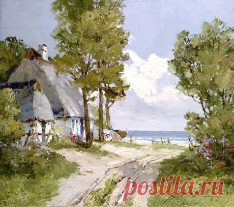 Творчество современного художника Erich Paulsen