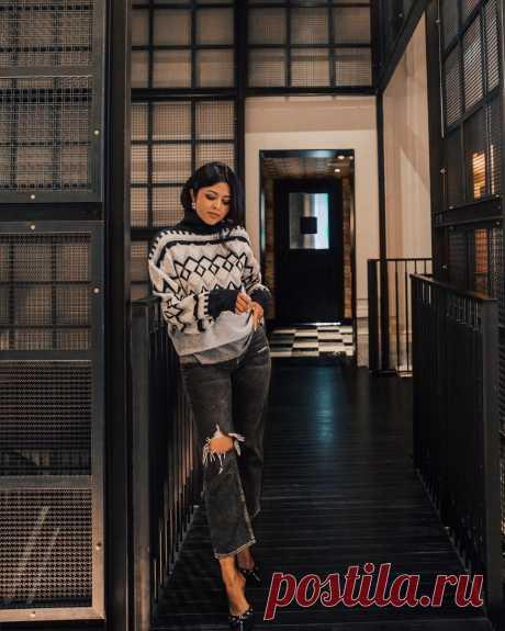 Вязаный свитер 2020: самые стильные модели, которые согреют вас в новом году (+30 фото)   Новости моды