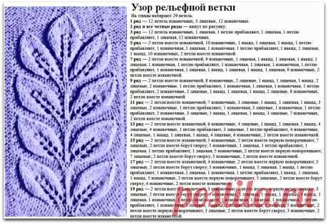 Раз листочек, два листочек: 10 интересных узоров «листики» спицами | Paradosik_Handmade | Яндекс Дзен