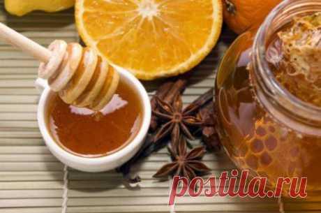 Мёд и корица творят чудеса   ШПИЛЬКИ