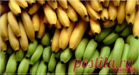 (+1) - 10 способов использования бананов | Полезные советы