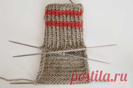 Планета Вязания   Вязание носков спицами. Пособие для начинающих. Видео по вязанию носков.