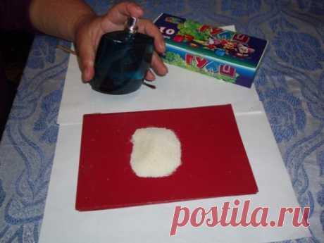 Как украсить Пасхальные яйца манной крупой / Красота !