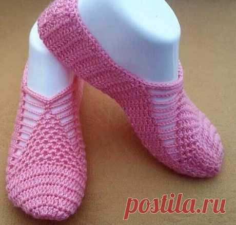 Вяжем носочки
