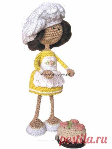 Куколка-кондитер
