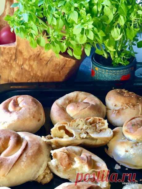 Молдавская вертута – Вся Соль - кулинарный блог Ольги Баклановой