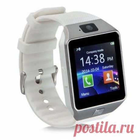 Умные часы Smart watch DZ09 795 руб. - купить по низкой цене с доставкой по Москве