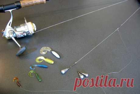 Отличная снасть-отводной поводок: техника ловли и применяемые приманки | Рыбных Дел Мастер | Яндекс Дзен