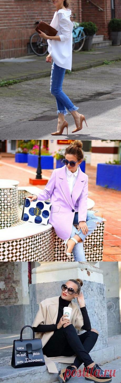Как правильно сочетать обувь и сумку: 18 стильных образов - У нас так