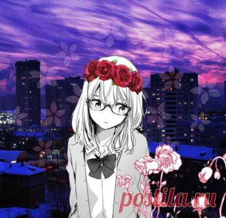 Картинки аниме на аватарку (38 фото) ⭐ Забавник