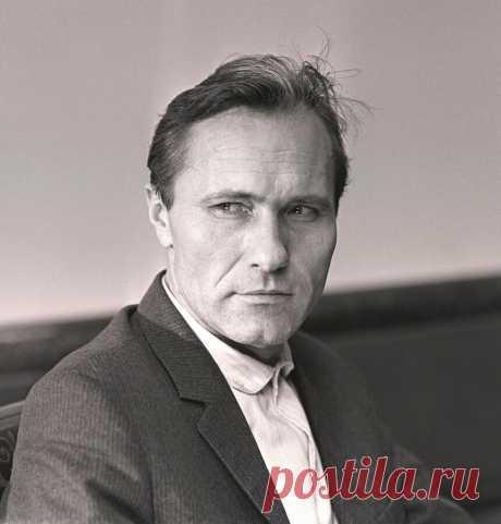 Нам бы про душу не забыть...  Сегодня, 25 июля, исполняется 91 год со дня рождения Василия Макаровича Шукшина.