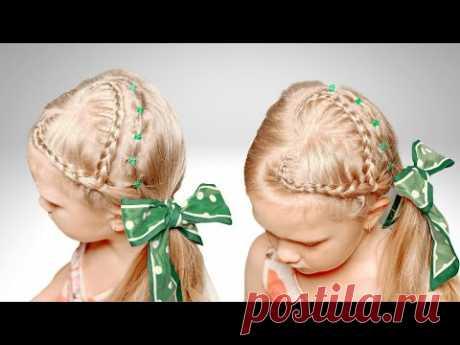 Los peinados infantiles