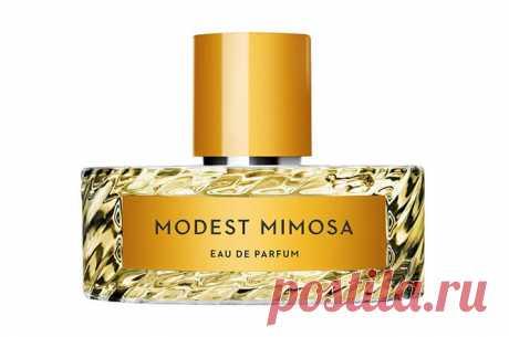 Modest Mimosa, Vilhelm Parfumerie  Хочется чего-то более дерзкого? Мимоза в Modest Mimosa не так уж и проста, ведь тут она существует в компании пудры, кожи и моркови (представь себе!). У этой парфюмерной воды определенно есть характер! Как думаешь, уживется ли он с твоим?
