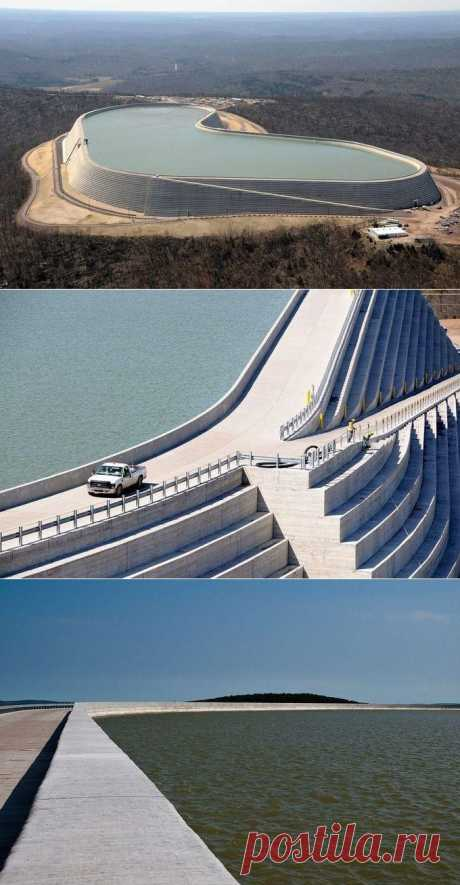 ГЭС Таум Саук.