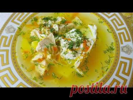 Куриный, детский суп с вермишелью, цыганка готовит . Диетический суп. Gipsy cuisine.