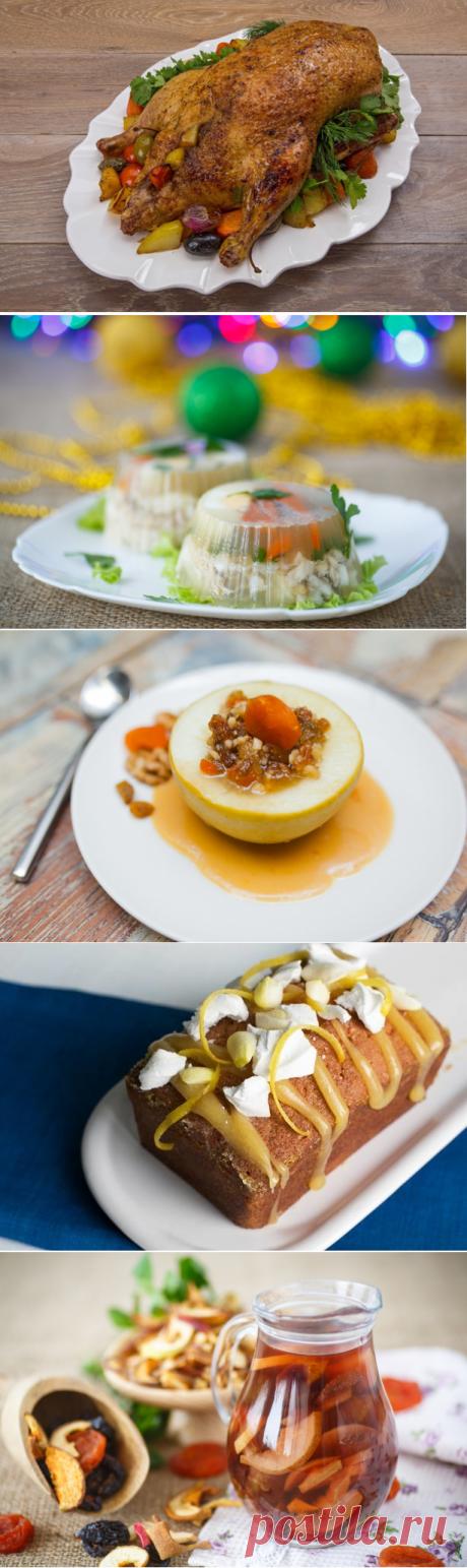 Идеальный рождественский стол: 7 блюд, которые стоит приготовить - KitchenMag.ru