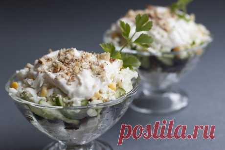 Салат нежный с сыром как символ наших крепких отношений