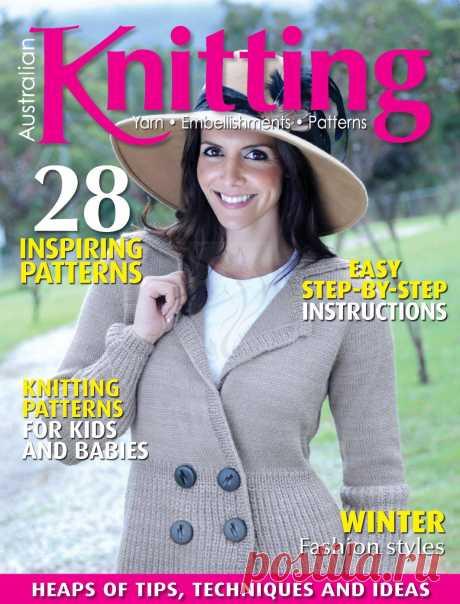 Australian Knitting - №.2 2021