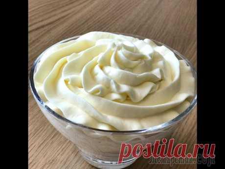 Крем чиз (Сырный крем) Крем чиз или сырный крем очень нежный и не сложный в приготовлении, бысто готовится и хорошо держит форму. Подходит для выравнивания тортов, наполнения пирожных и украшения капкейков.