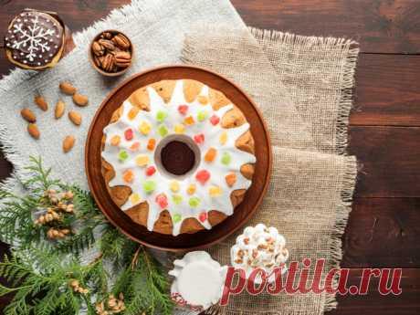 Вкусные веночки на Рождество: ТОП-5 рецептов кекса - Smak.ua