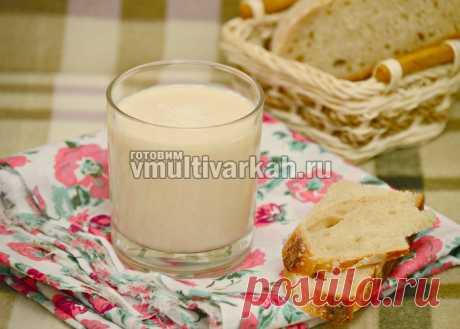Как сделать вкусное топленое молоко в мультиварке: подробный рецепт с фото | Готовим в мультиварках