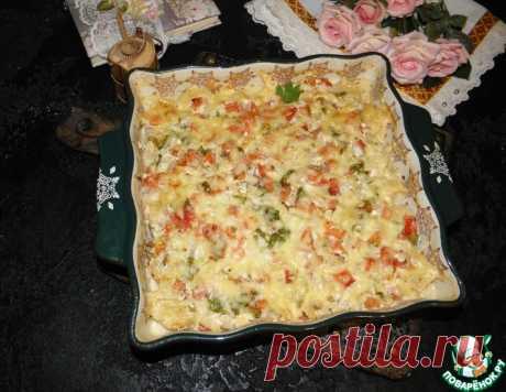 """Пельмени под сыром """"Палочка-выручалочка"""" – кулинарный рецепт"""