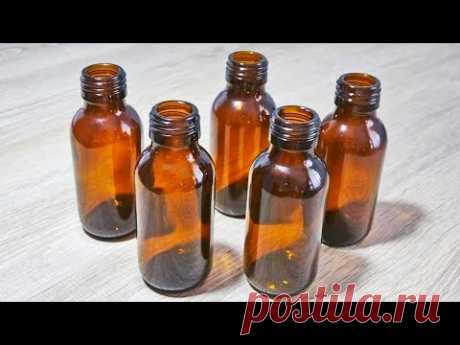 4 идеи творческой утилизации бутылочек от лекарств