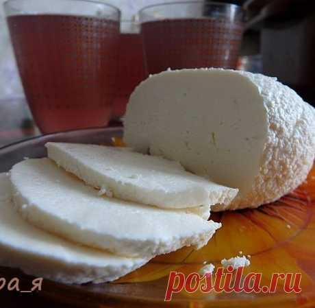 """Сыр домашний """"Полундра"""""""
