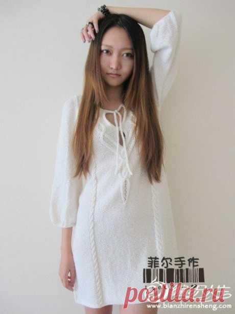 Модные туники спицами | Модное вязание | Яндекс Дзен