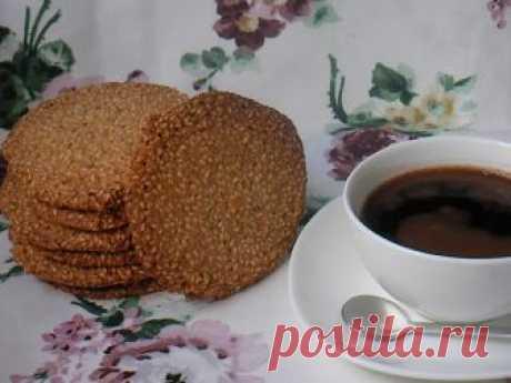 В моята кухня с мен Ваня Джорджевич: Хрупкави сусамени бисквити