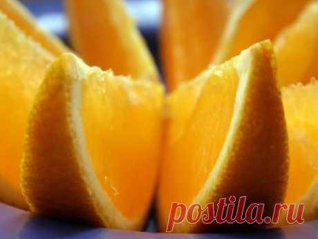 Апельсиновая оскорбинка