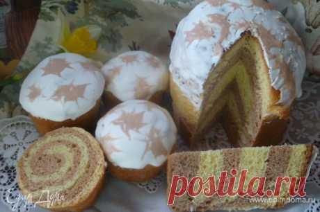 Сахарная глазурь на желатине для куличей рецепт 👌 с фото пошаговый   Едим Дома кулинарные рецепты от Юлии Высоцкой