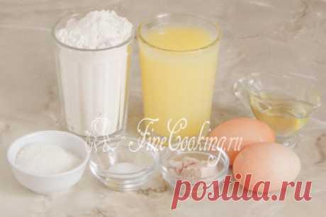 Дрожжевое тесто на сыворотке - рецепт с фото