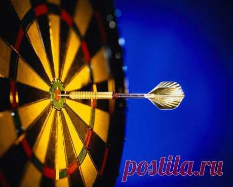 Как правильно поставить цель