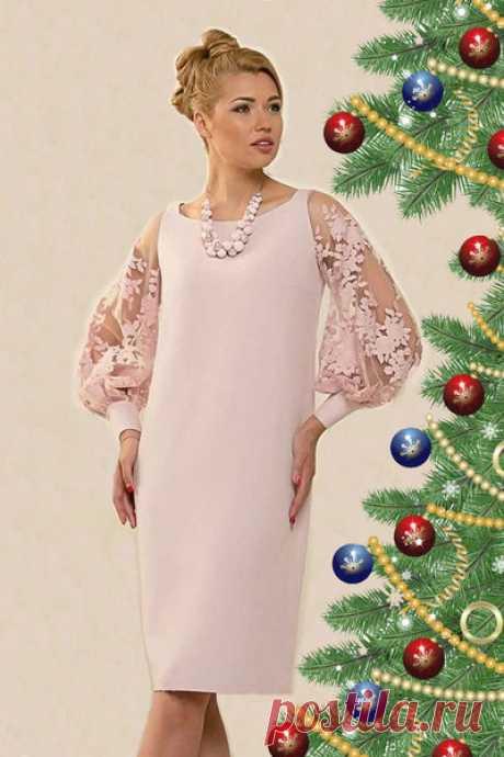 Как сшить очень красивое платье на Новый год на любую фигуру   модница   Яндекс Дзен