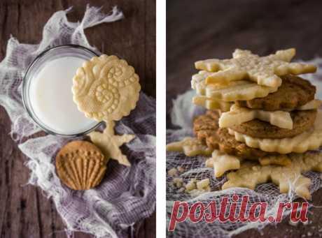 Новогоднее настроение витает повсюду;)) Рецепты глазури для новогодних печенюшек — Готовим дома
