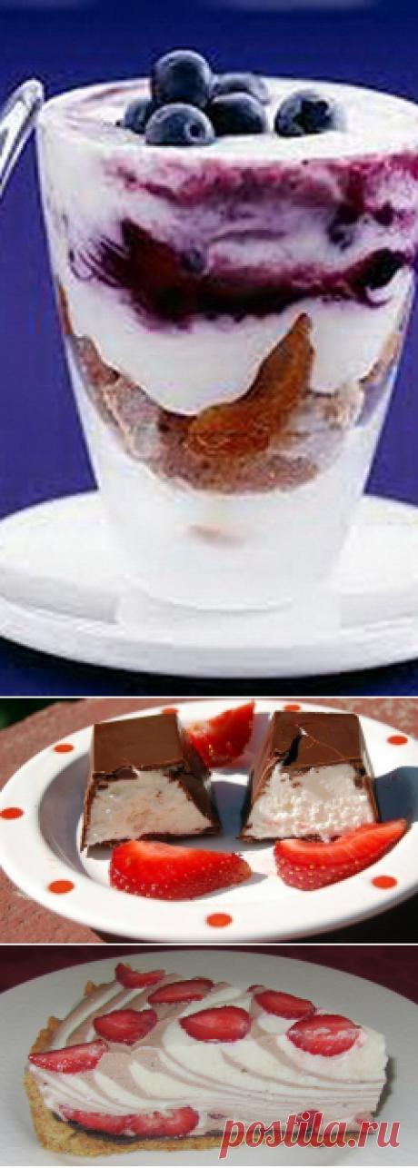 3 самых лучших десерта из творога - + 40 Фото идей