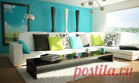 Какой цвет в интерьере вам подойдет, цвет в дизайне, какие цвета для комнаты выбрать