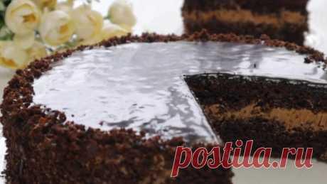 Нереально вкусный Шоколадный торт! Трюфельный Сметанник!