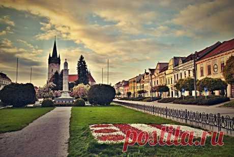Прешов.Словакия.