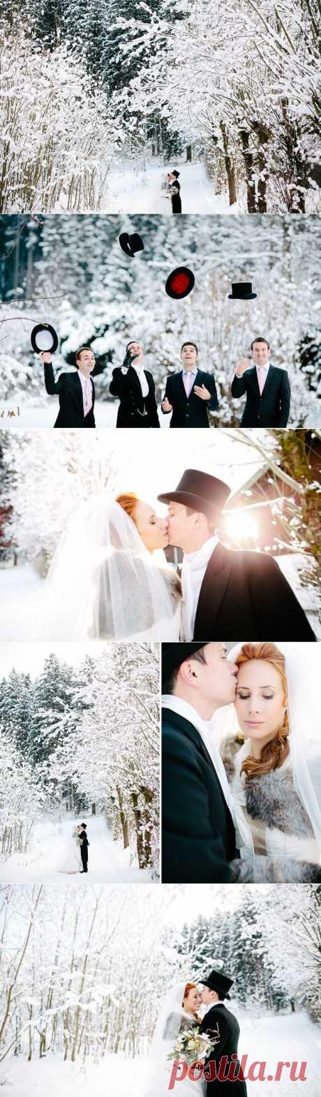 """Реальная история: зимняя свадьба в стиле """"Алиса в стране чудес""""   Идеи для моей свадьбы"""