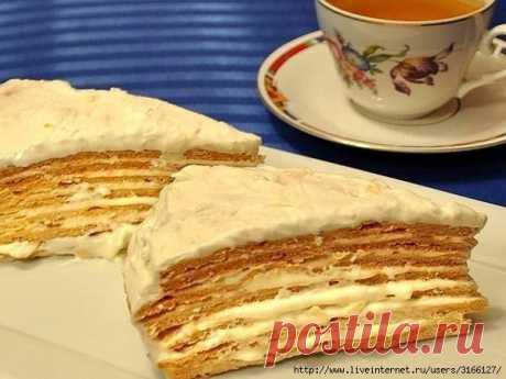 """торт """"парижский коктейль"""" - Самое интересное в блогах"""