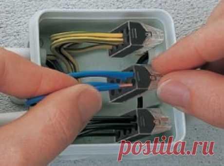 Секреты электрика » Электрика в квартире и доме своими руками | Сайт для электриков и сочувствующих | Cтатьи, советы и обзоры