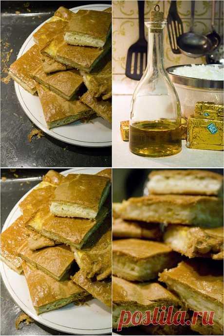 le_food - Нежный соленый пирог