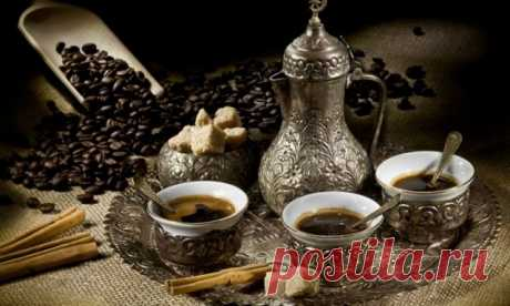 Египетские секреты кофе по-восточному. | Путешествие по жизни