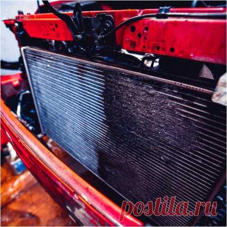 Зачем обязательно нужно мыть радиаторы охлаждения двигателя и как это сделать, не снимая их с машины | Pro авто | Пульс Mail.ru Радиаторы охлаждения нужно мыть как можно чаще