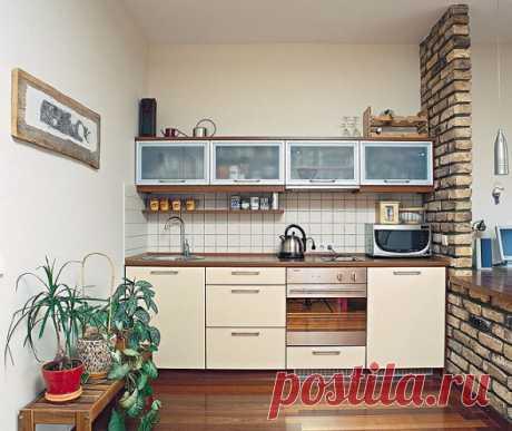 Кухня 6 кв.м. Как обустроить?